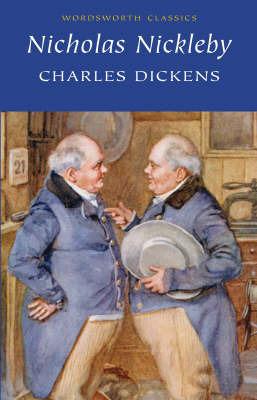 Nicholas Nickleby - listen book free online
