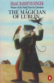 The Magician of Lublin - listen book free online