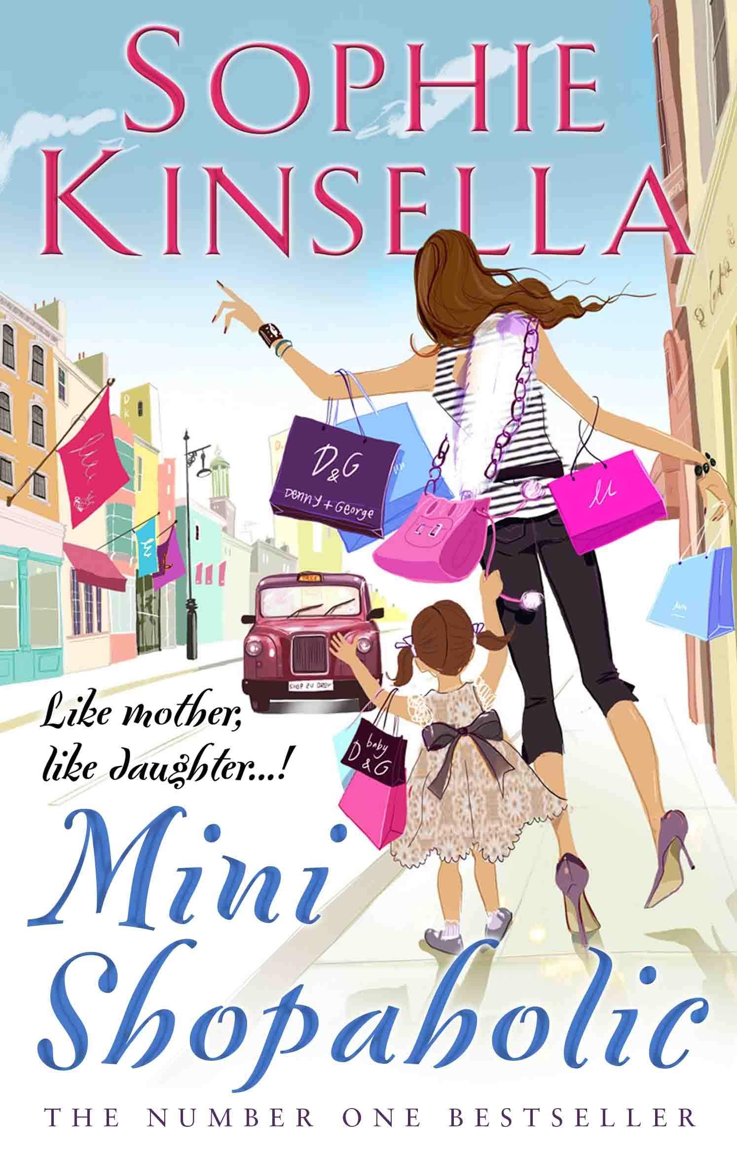 Mini Shopaholic - listen book free online