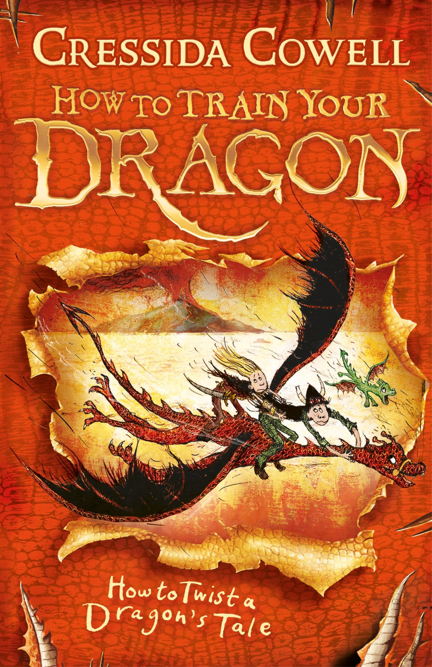 How to Twist a Dragon's Tale - listen book free online