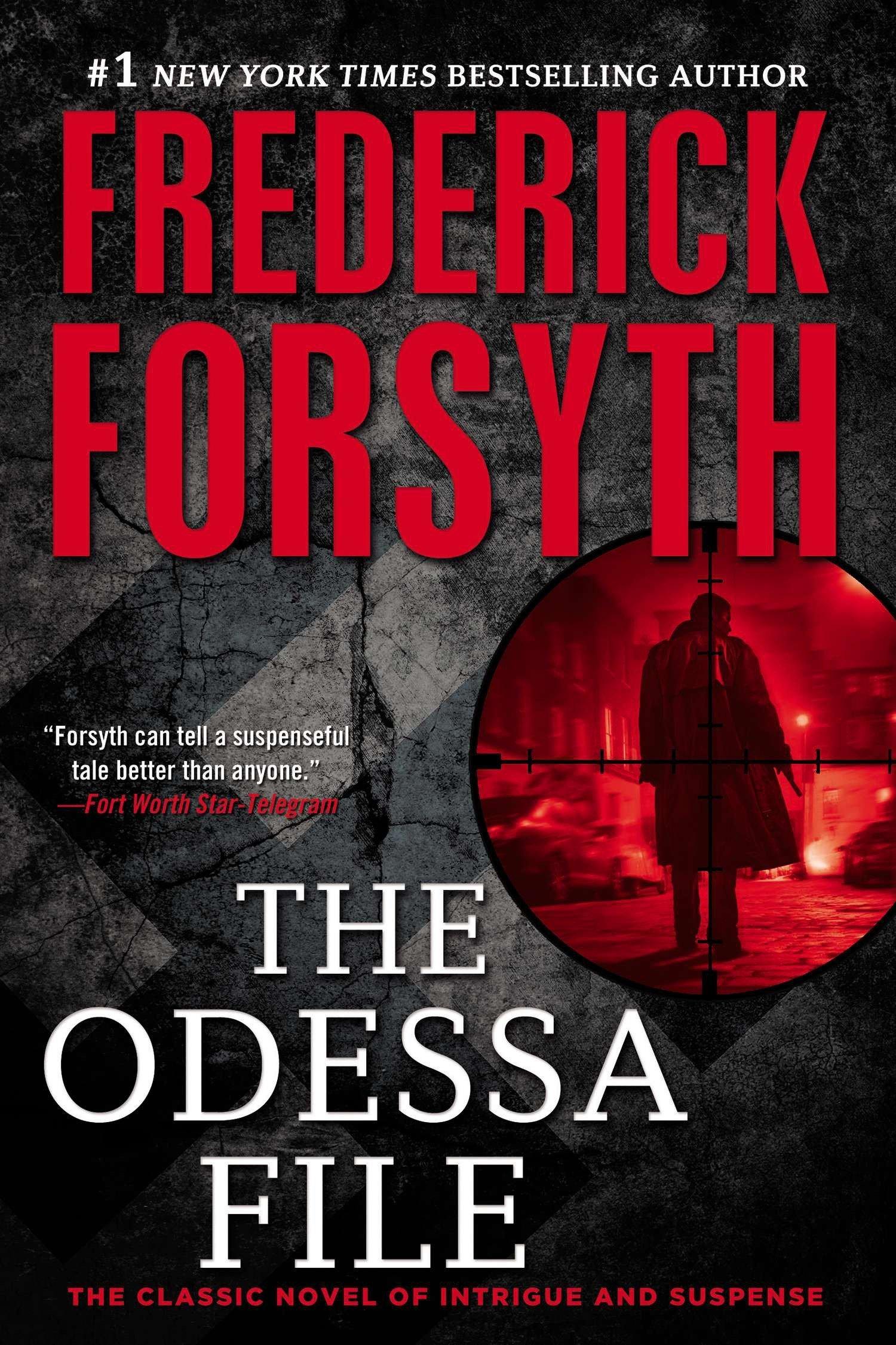 The Odessa File - listen book free online