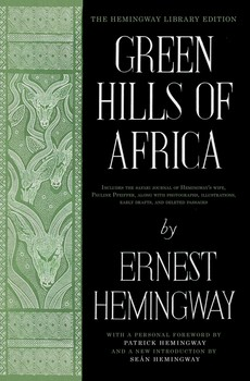 Green Hills of Africa - listen book free online
