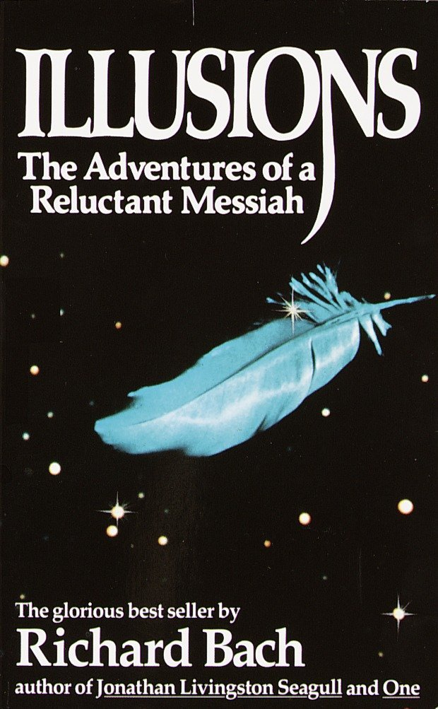 Illusions: The Adventures of a Reluctant Messiah - listen book free online