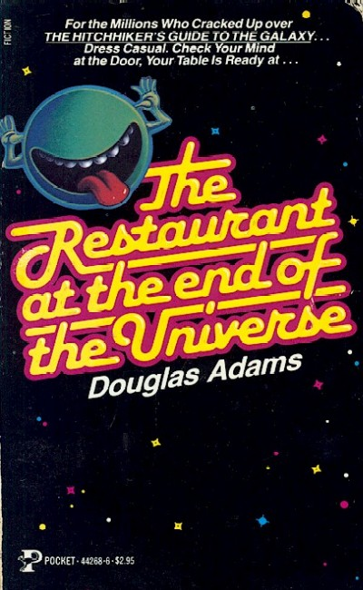 The Restaurant at the End of the Universe - listen book free online