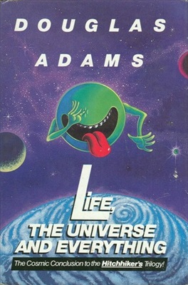 Life, the Universe and Everything - listen book free online