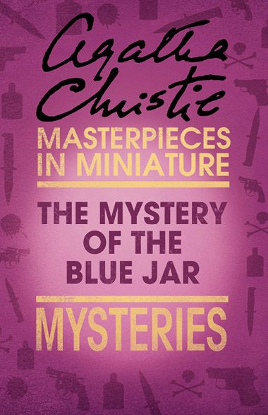 The Mystery of the Blue Jar - listen book free online