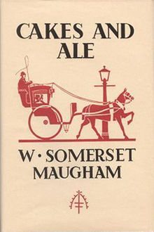Cakes and Ale - listen book free online