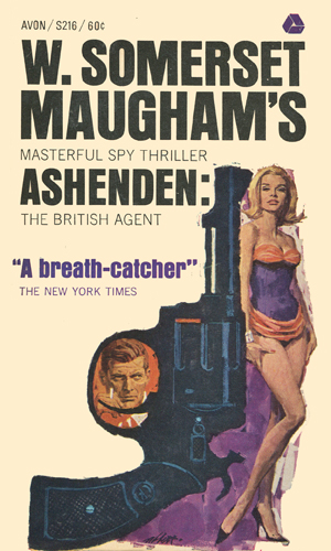 Ashenden, or the British Agent - listen book free online